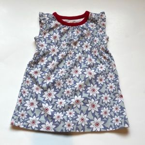 TEA Collection Flowered Tunic Dress